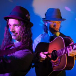 The Hot Hats (Acoustic Wedding Band)